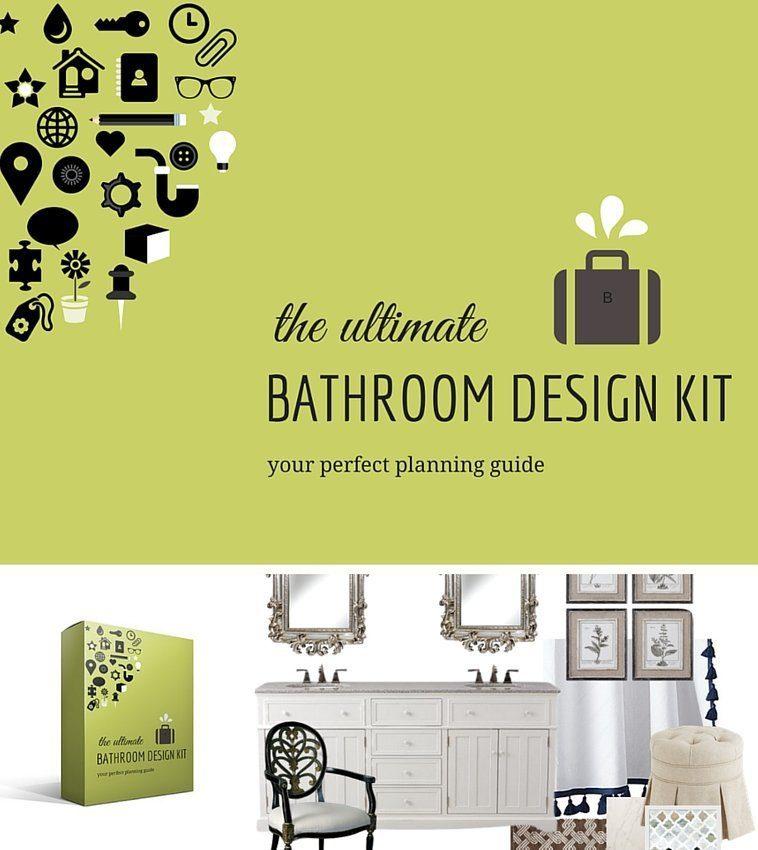Bathroom Design Kit Downloadable Carmen Darwin