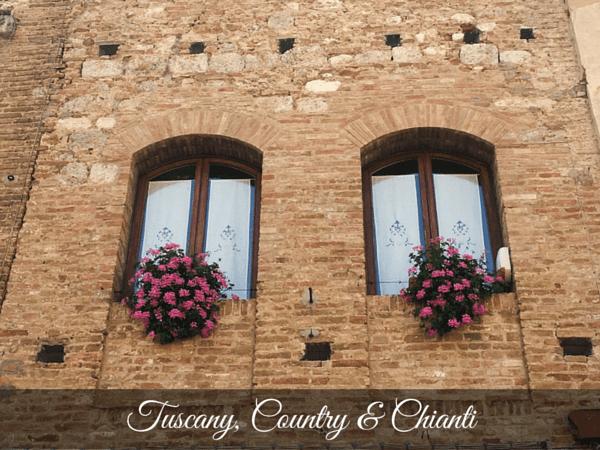TUSCANY, COUNTRY & CHIANTI