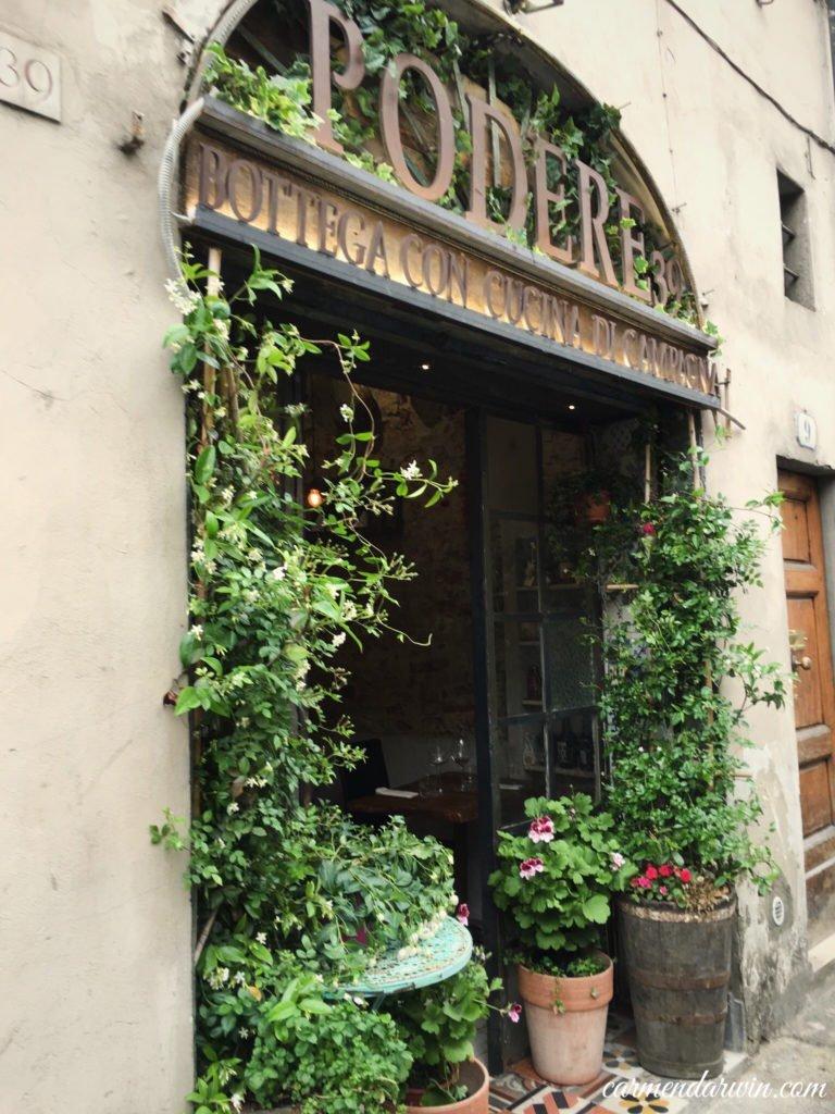 Local Florence Restaurant
