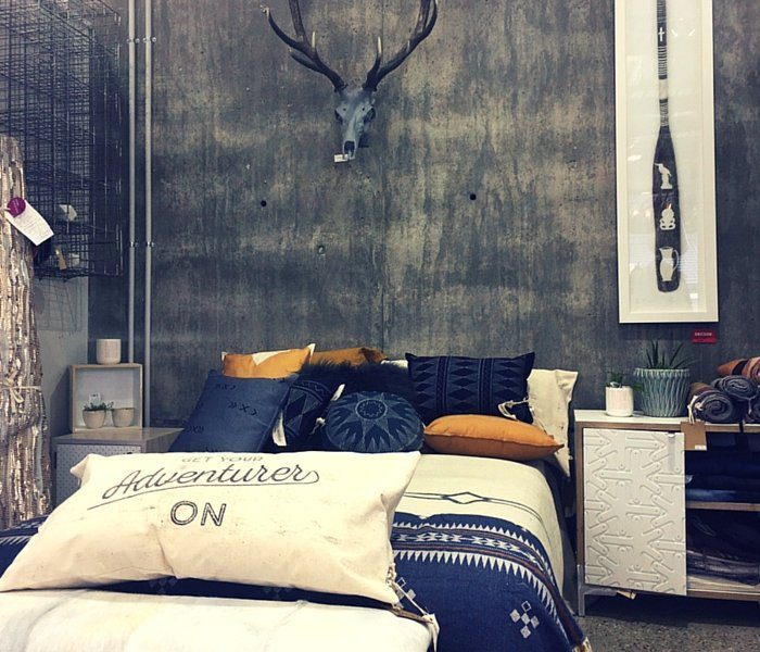 The Decode Store in Queenstown. A stunning mix of homewares on display.
