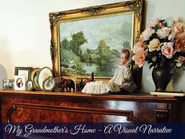 My Grandmother – A visual Narrative