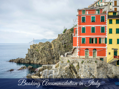 Booking accommodation in Italy