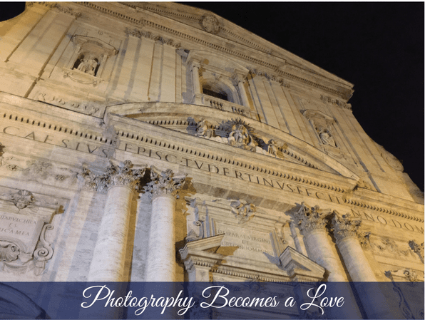 Photography Becomes a Love