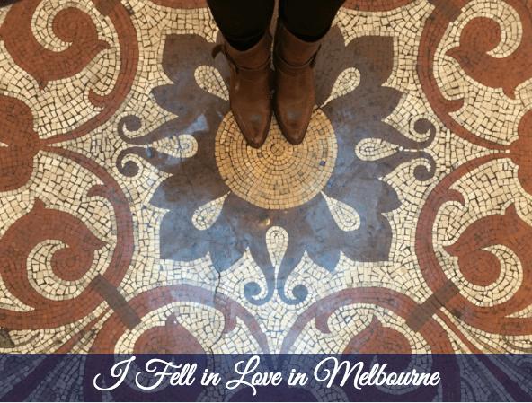 I Fell in Love in Melbourne