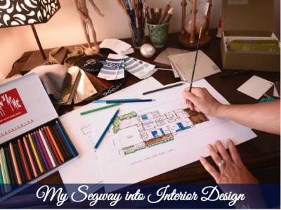 My segway into interior design – Carmen Darwin