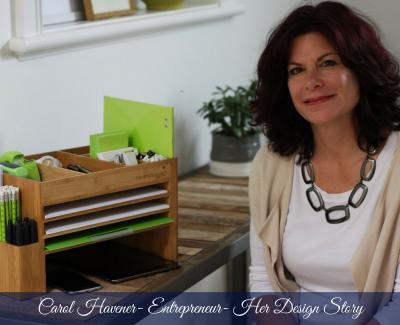 Carol Havener- Carmen Darwin Blog