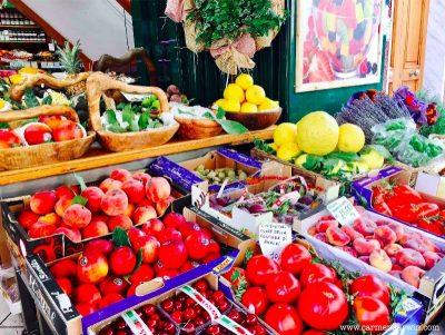 Fresh Produce in Italy