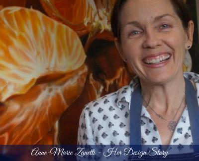 Anne-Marie Zanetti- Carmen Darwin Blog