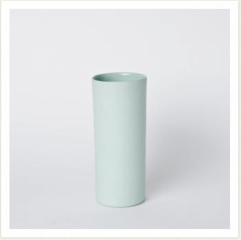Vase Round Medium Mud Australia CarmenDarwin.com
