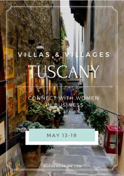 tuscany banner
