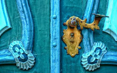 Welcoming Front Door Colours