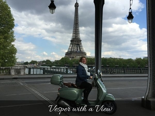 VESPER WITH A VIEW
