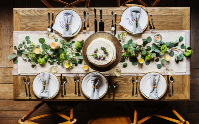 Create a Stylish Table Setting