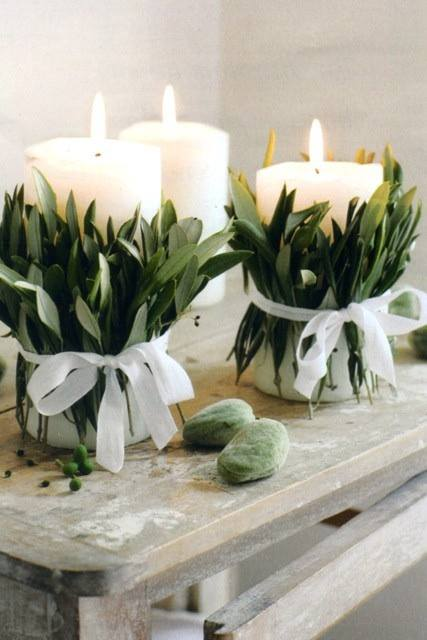 Christmas table decor ideas stylish table setting