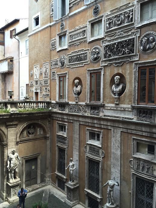 Rome 1 italian buildings