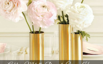 Metallic Decor to Style Your Home