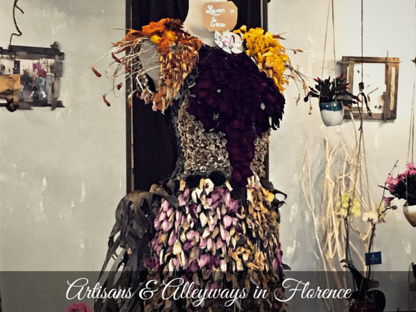 Florence's Artisans & Alleyways