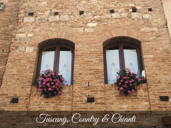 Country & Chianti Tuscany