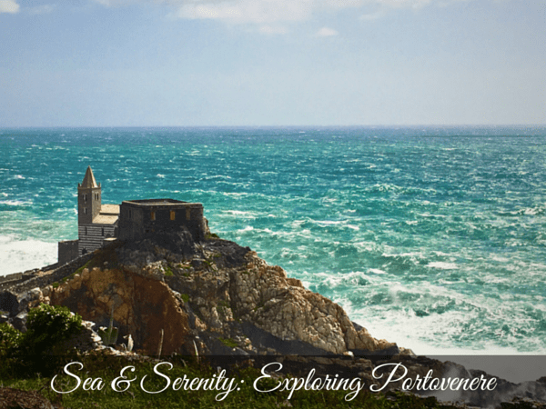 Sea and Serenity in Portovenere