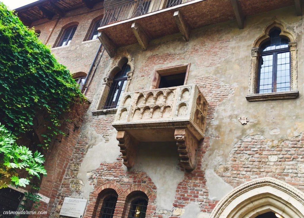 Verona Juliette's Balcony