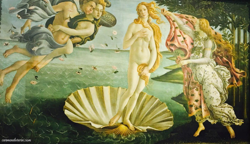 Uffizi Gallery Artwork