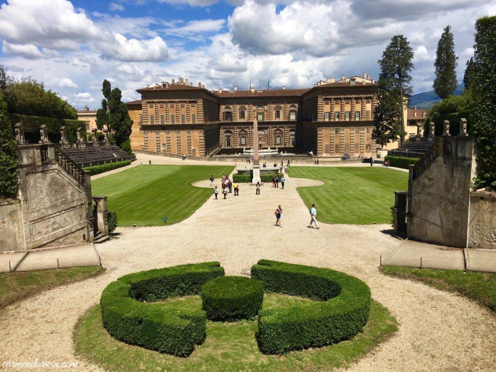 florence pitti palace 3