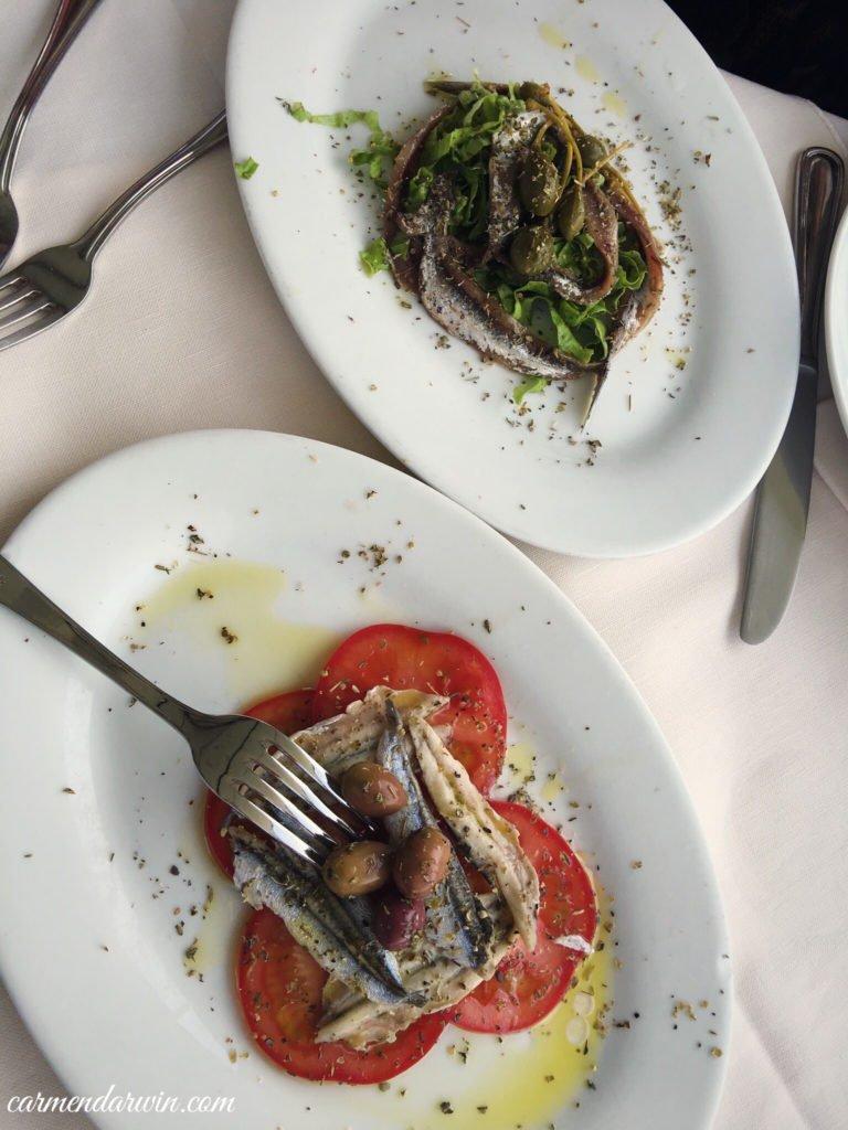 food wine Cinque Terre vernazza 3