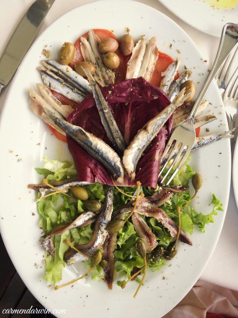 food wine Cinque Terre vernazza 4