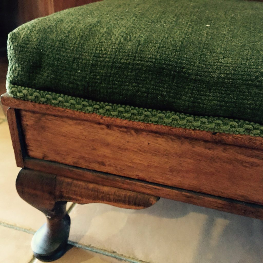 grandmother footstool