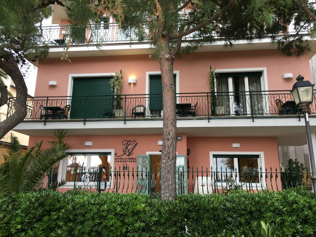 Architecture of Monterosso Cinque Terre - Carmen Darwin