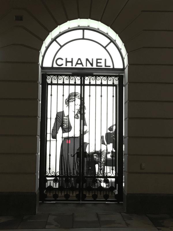Chanel Store Melbourne