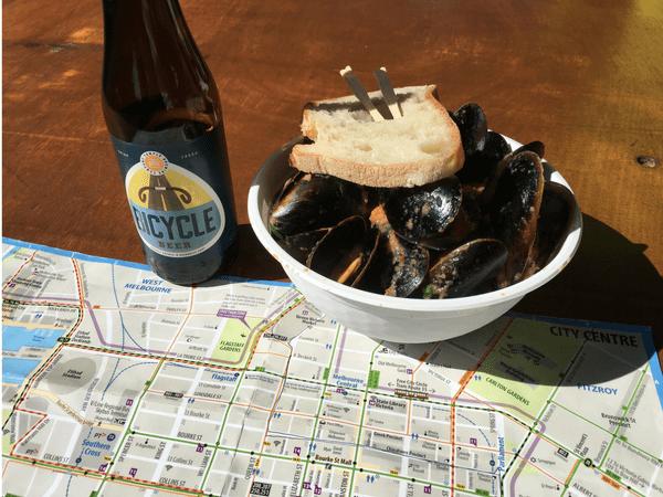 The Mussel Pot Van - Melbourne