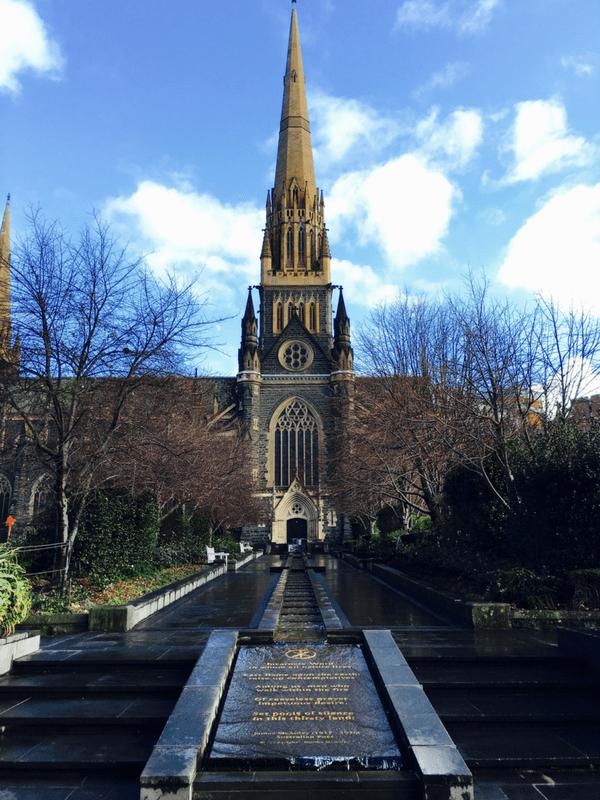 St. Patricks Church Melbourne