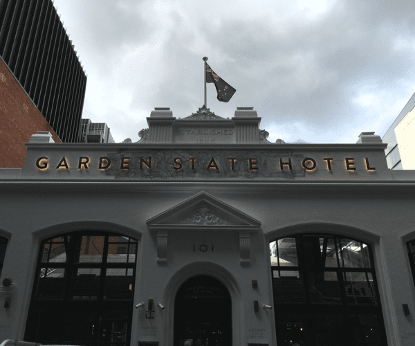 THE GARDEN STATE HOTEL Melbourne
