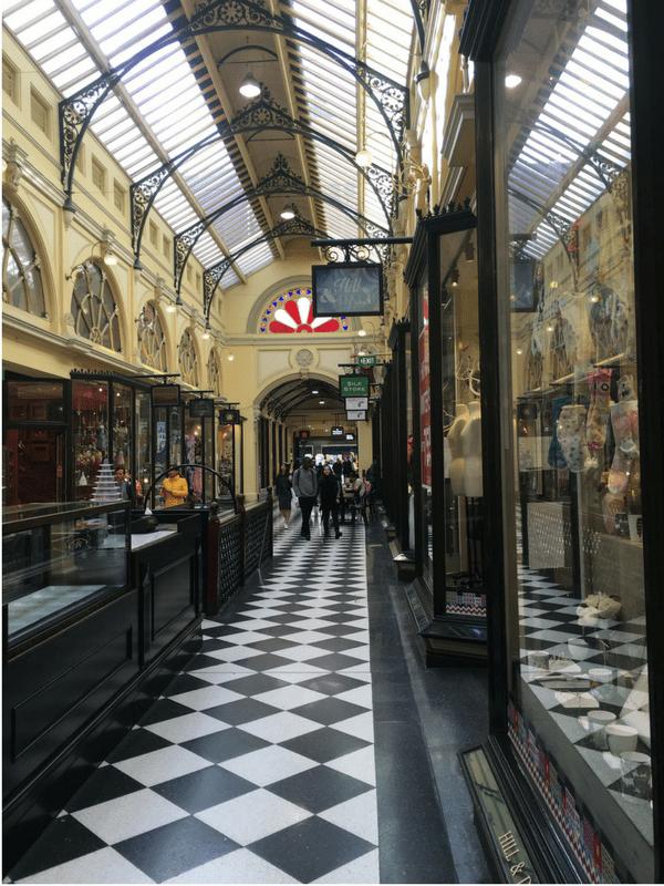 Royal Arcade Melbourne
