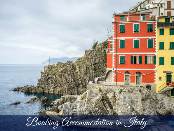 Booking Accommodation for Italy