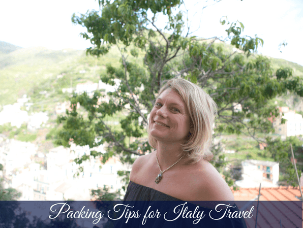 Packing Tips for Italy