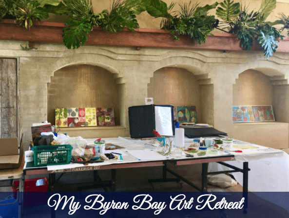 My Byron Bay Art Retreat