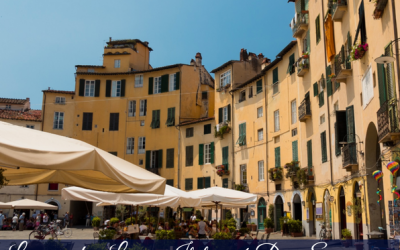 Italy Longing for Lucca