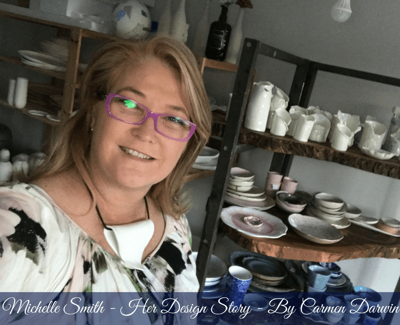 Michelle T Smith Ceramic Artist
