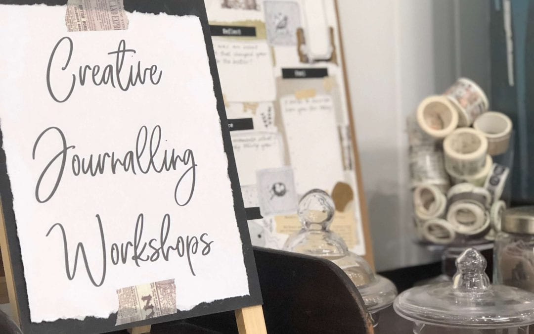 Creative Journalling for Well-Being Workshop